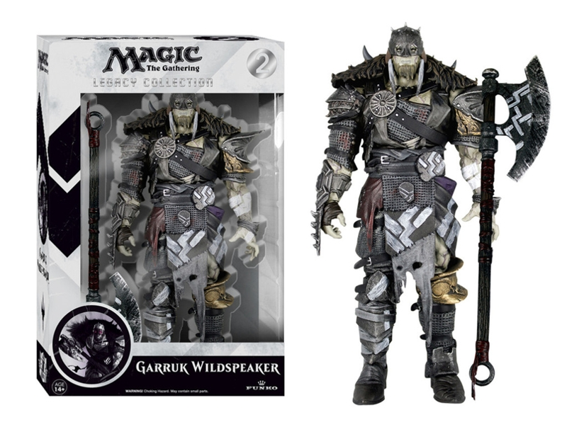 Фигурка Magic: The Gathering. Garruk Wildspeaker Legacy Action (15 см) от 1С Интерес