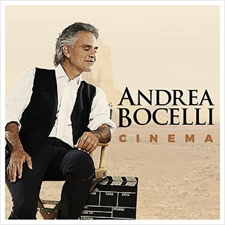 Andrea Bocelli: Cinema (CD) песни для вовы 308 cd