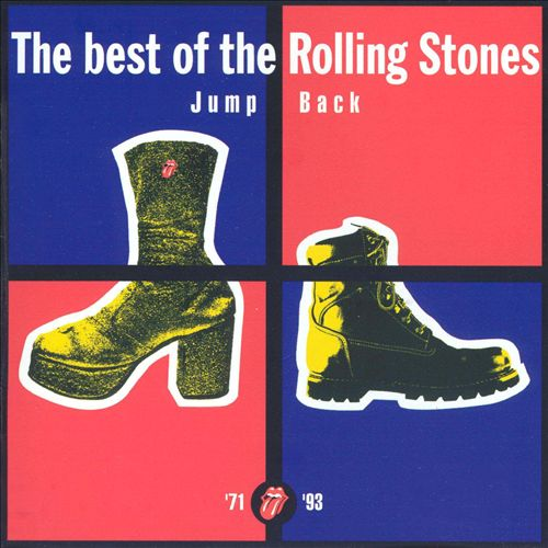 Rolling Stones. The Best Of The Rolling Stones. Jump Back 1971–1993