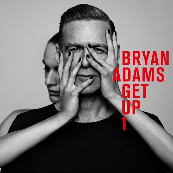 Bryan Adams: Get Up! (CD)