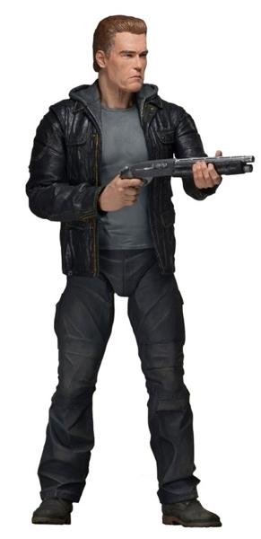 Фигурка Terminator. Genysis. Guardian T-800 (17 см)Представляем вашему вниманию фигурку Terminator. Genysis. Guardian T-800, выпущенную к выходу новой части по киновселенной Терминатора-«Терминатор:Генезис», и основанную на обновленном облике главного героя.<br>