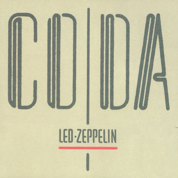 Led Zeppelin. Coda. Original Recording Remastered (LP) cd led zeppelin lll remastered