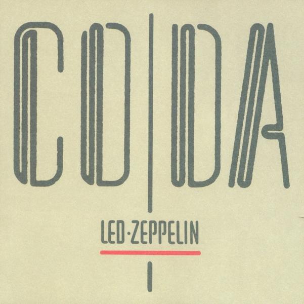 Led Zeppelin. Coda. Original Recording Remastered (LP)