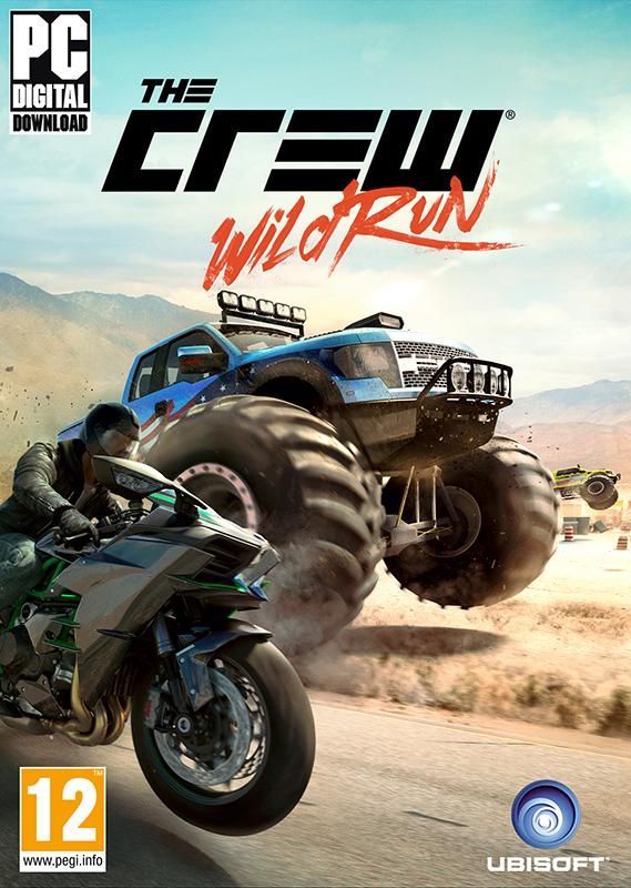 The Crew. Wild Run. Дополнение  лучшие цены на игру и информация о игре