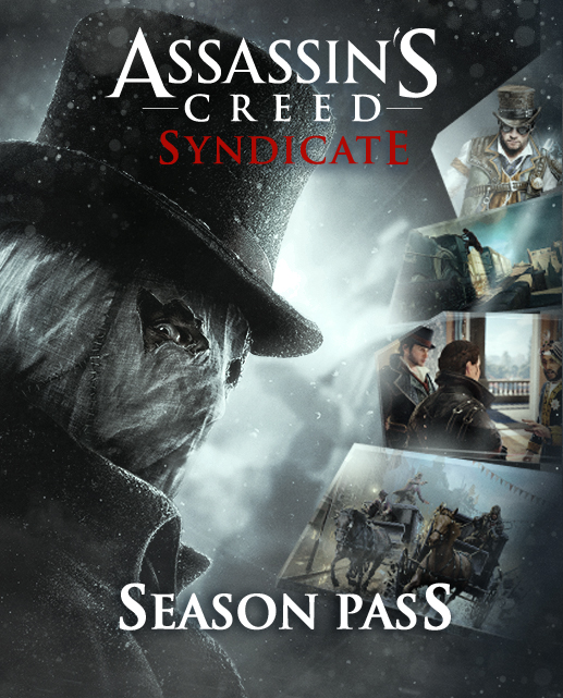Assassin's Creed: Синдикат (Syndicate). Season Pass (Цифровая версия)
