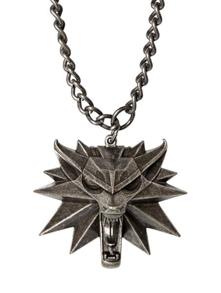 Кулон The Witcher 3. Wild Hunt Medallion
