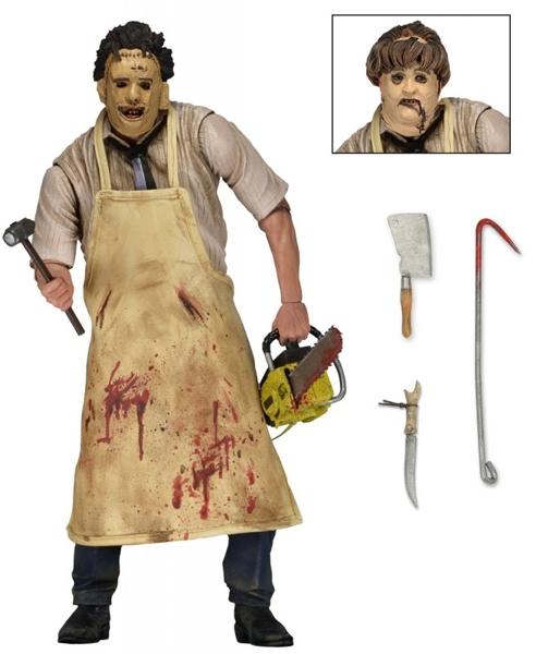 Фигурка Texas Chainsaw. Ultimate Leatherface (17 см)Представляем вашему вниманию фигурку Texas Chainsaw. Ultimate Leatherface, созданную по мотивам популярной фильма ужасов «Техасская резня бензопилой».<br>