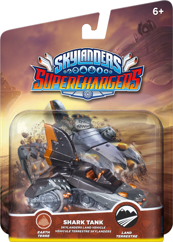 все цены на  Skylanders SuperChargers. Интерактивная фигурка. Машины. Shark Tank (стихия Earth)  онлайн