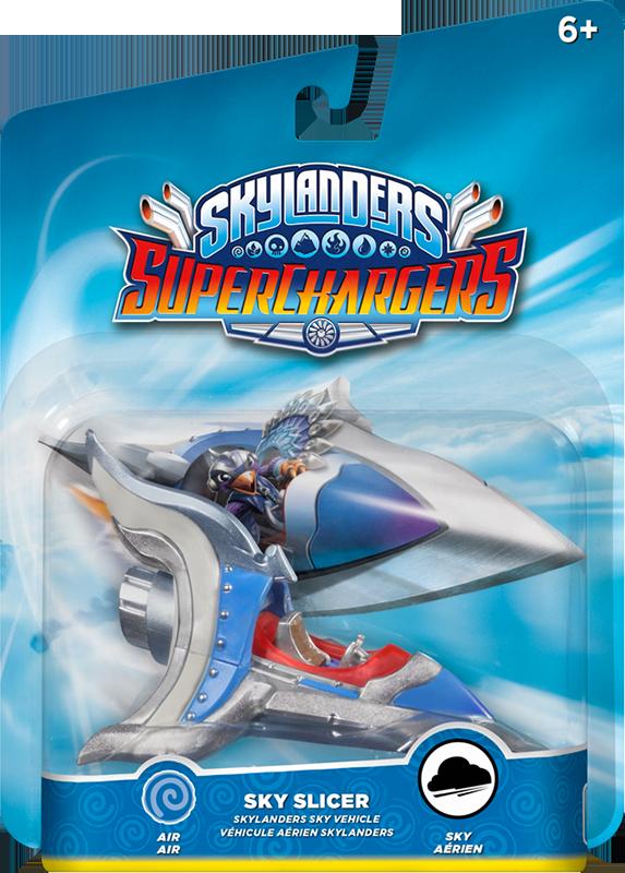 все цены на Skylanders SuperChargers. Интерактивная фигурка. Машины. Sky Slicer (стихия Air) онлайн