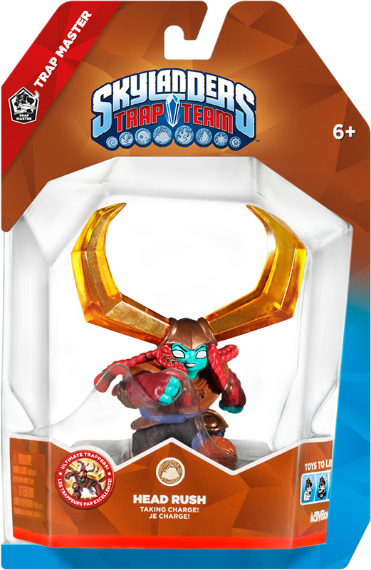 Skylanders Trap Team. Интерактивная фигурка. Мастер ловушек Head Rush (стихия Earth) ramesh patil dnyan patil and hemant ghate ecology of insect fauna from satpuda ranges of maharashtra india