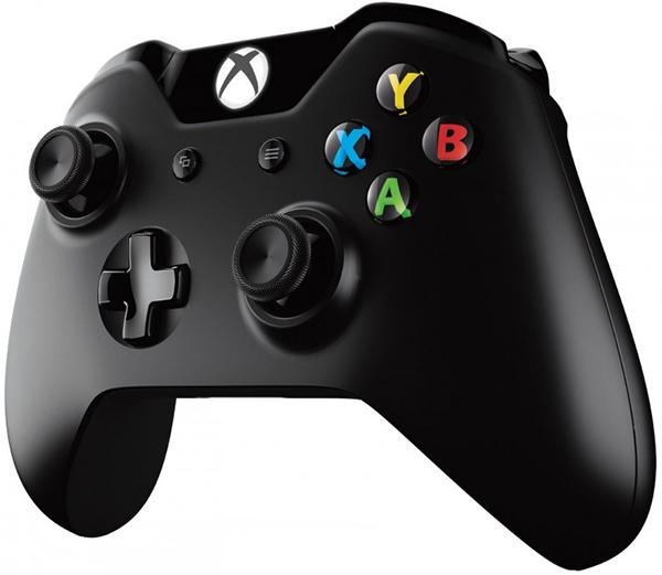 Беспроводной геймпад для Xbox One с разъемом 3,5 мм (черный)