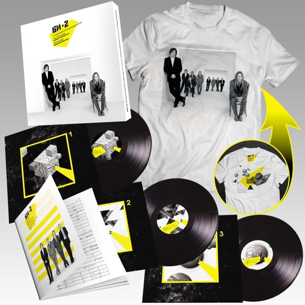 Би-2 и симфонический оркестр МВД России: Limited Edition (3 LP) we love disney limited edition 2 cd dvd 4 lp