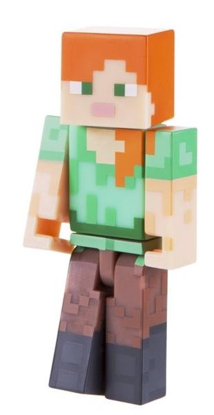 Фигурка Minecraft. Alex With Sword And Bow (8 см)