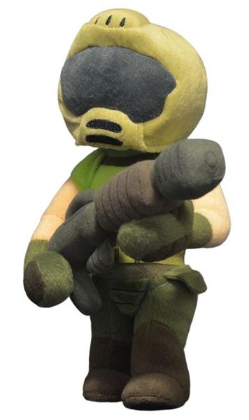 Мягкая игрушка Doom. Space Marine (30 см)Представляем вашему вниманию мягкую игрушку Doom. Space Marine, созданную по мотивам шутера от первого лица.<br>