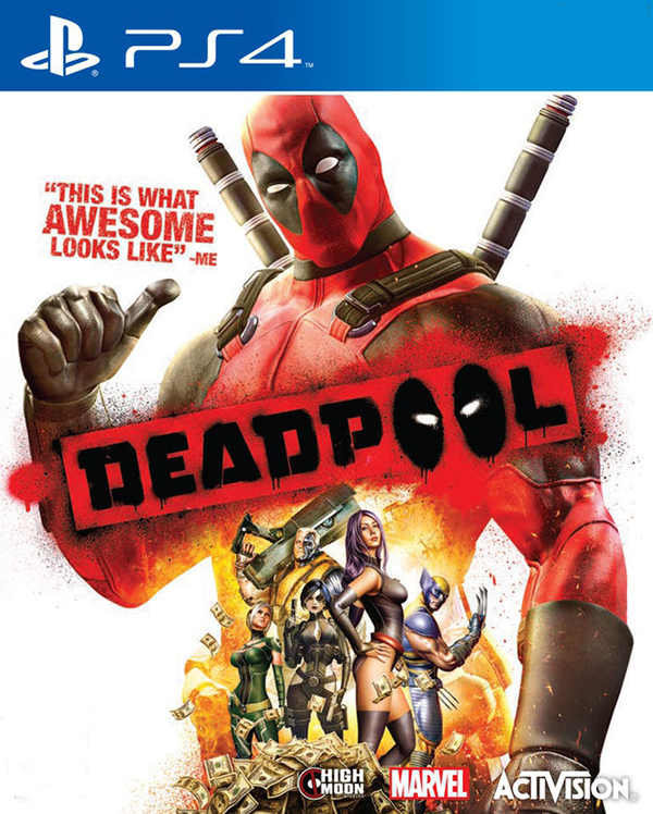 Deadpool [PS4] от 1С Интерес