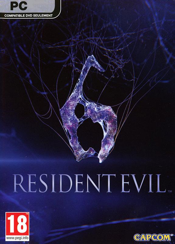 Resident Evil 6  лучшие цены на игру и информация о игре