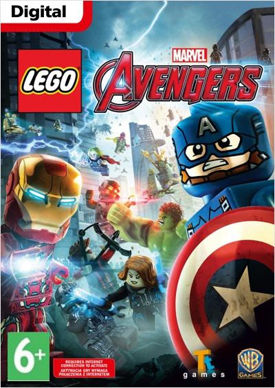 LEGO Marvel Мстители (Avengers) [PC, Цифровая версия] (Цифровая версия) lego marvel super heroes [mac цифровая версия] цифровая версия
