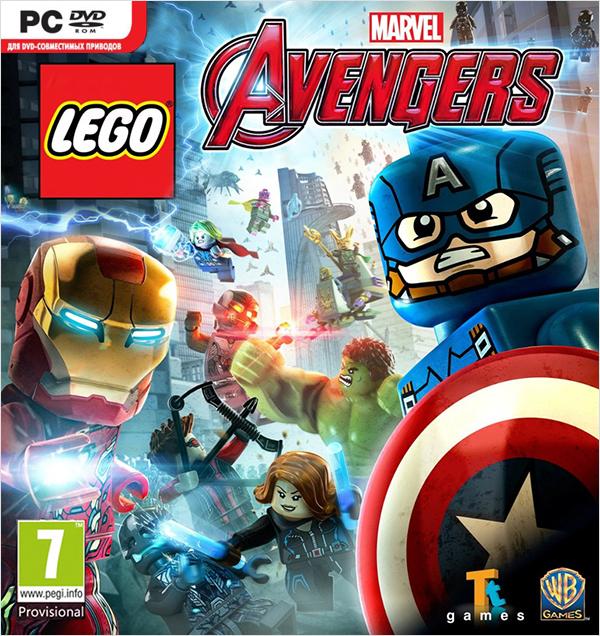 LEGO Marvel Мстители (Avengers) [PC-Jewel]LEGO Marvel Мстители от студии TT Games – первый проект мира видеоигр, целиком посвященный грандиозной киносаге от Marvel.<br>