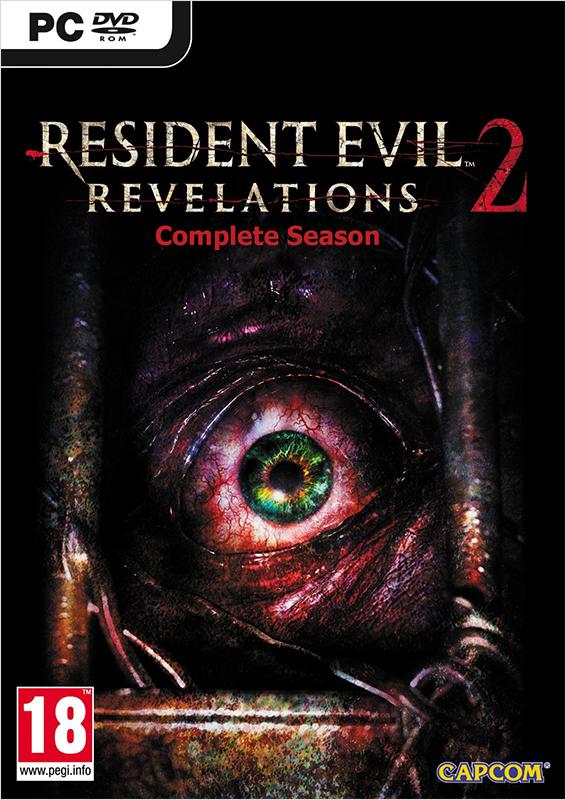 Resident Evil. Revelations 2. Complete Season [PC, Цифровая версия] (Цифровая версия)