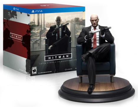 Hitman. Collector's Edition [PS4]