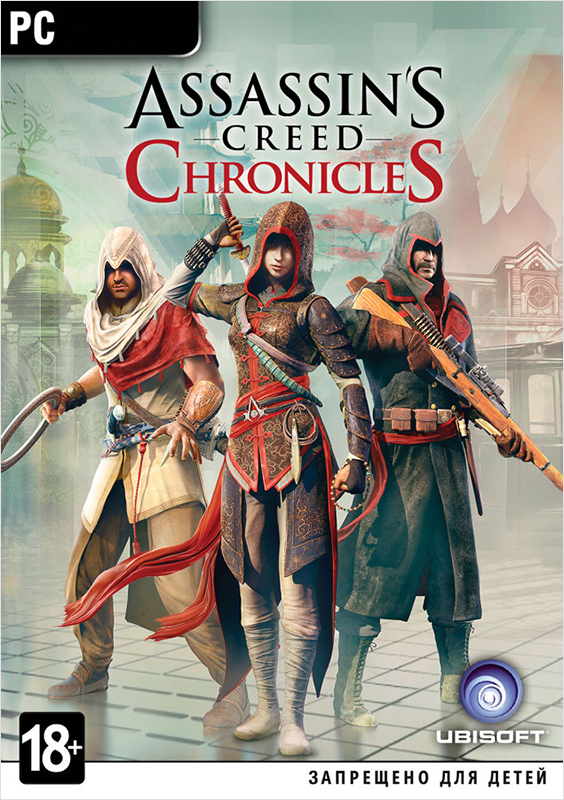 Assassin's Creed Chronicles: Трилогия (Trilogy Pack)