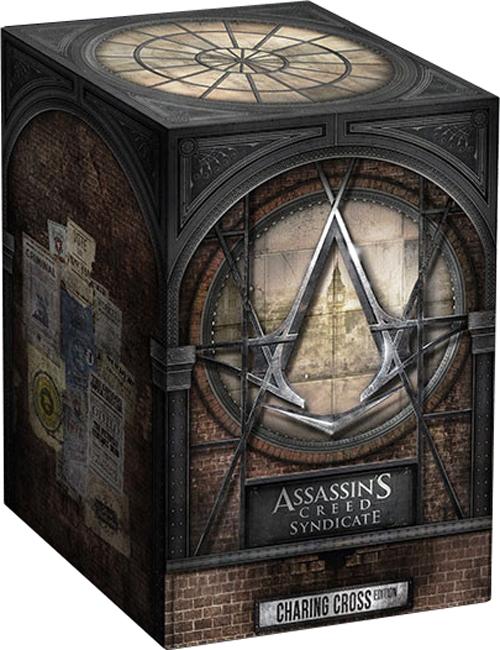 Assassin's Creed: Синдикат. Чаринг-Кросс (Syndicate. Charing Cross). Издание без игрового диска