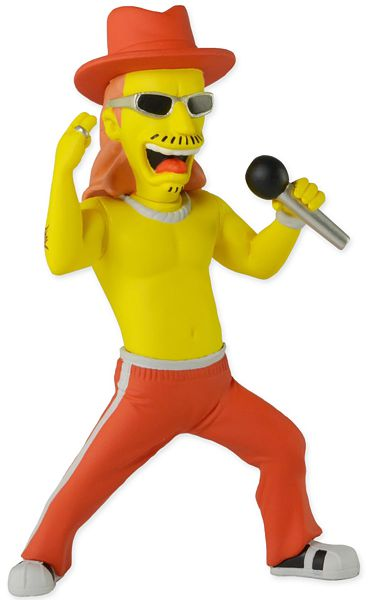 Фигурка The Simpsons Series 1 Kid Rock (12 см)