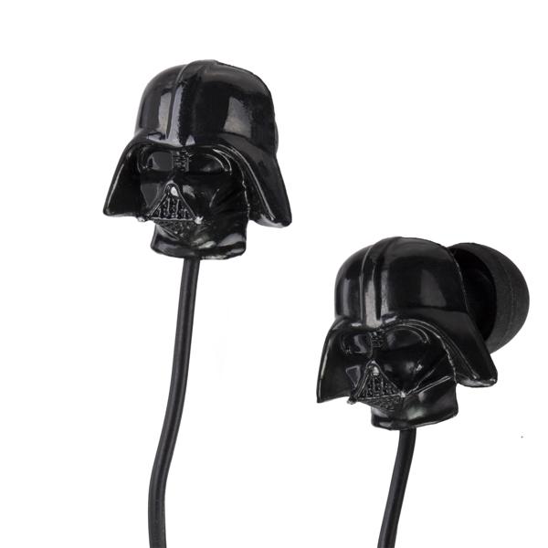 Наушники вставные Star Wars. Darth Vader от 1С Интерес