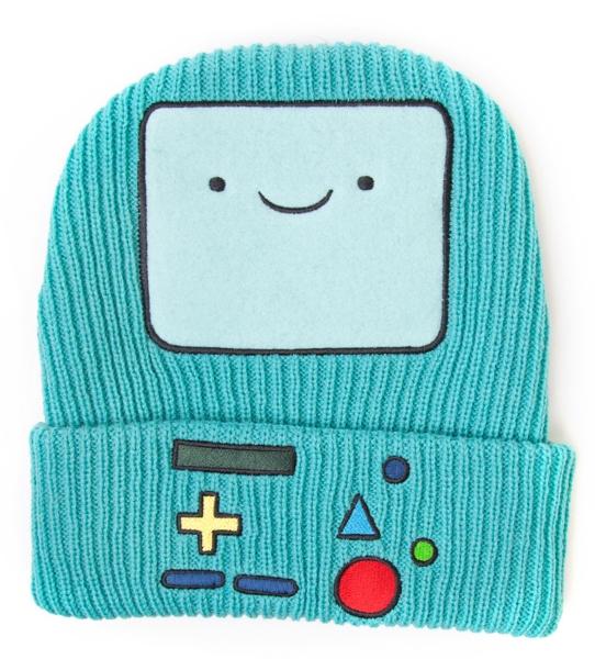 Шапка Adventure Time. BMO