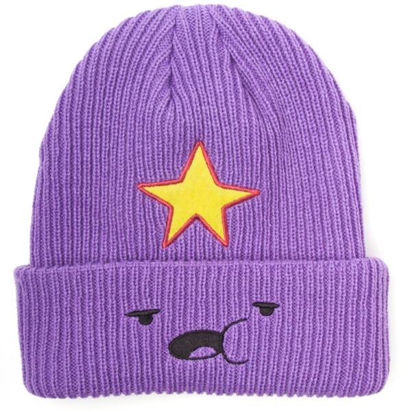 Шапка Adventure Time. Lumpy Space PrincessПредставляем вашему вниманию шапку Adventure Time. Lumpy Space Princess, созданную по мотивам одного из самых популярных мультсериалов Adventure Time (Время Приключений с Финном и Джейком).<br>