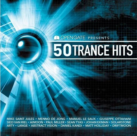 Сборник. 50 Trance Hits (2 CD)