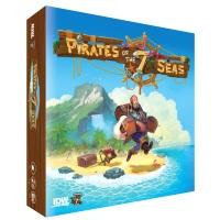 Настольная игра Пираты 7 морей stupid casual stupid casual настольная игра капитан очевидность 2