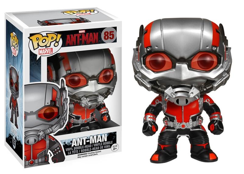 Фигурка Ant-Man. Ant-Man POP Marvel