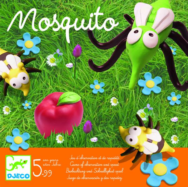 Настольная игра МоскитоПредставляем вашему вниманию настольную игру Москито от французского производителя Джеко.<br>