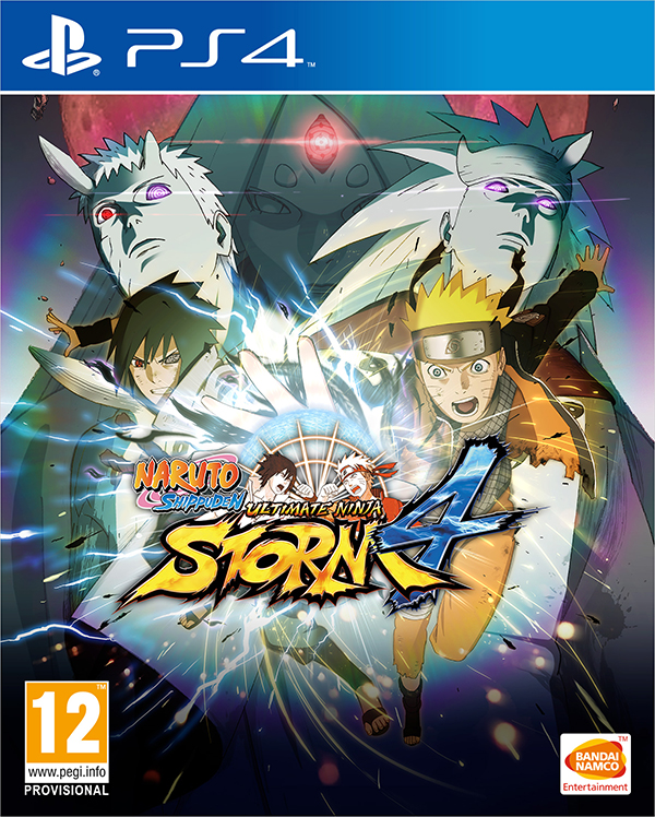 Naruto Shippuden Ultimate Ninja Storm 4 [PS4] от 1С Интерес