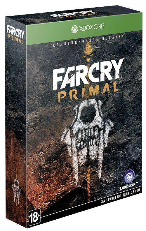 Far Cry Primal. Коллекционное Издание [Xbox One]