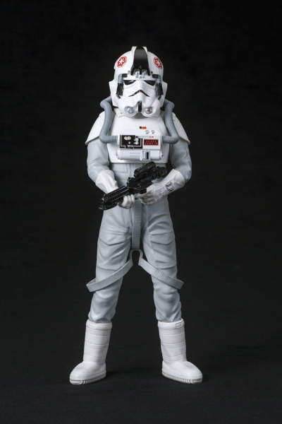 Фигурка Star Wars. AT-AT Driver (18 см)Представляем вашему вниманию фигурку Star Wars. AT-AT Driver, созданную по мотивам популярного фильма «Звездные Войны».<br>