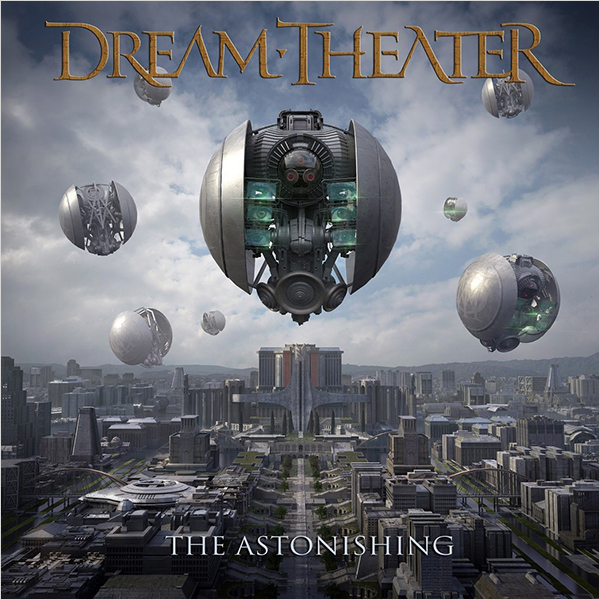 Dream Theater: The Astonishing  (4 LP) dream theater dream theater train of thought lp