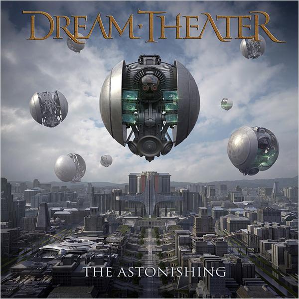 Dream Theater: The Astonishing  (4 LP)Сюжет истории, лежащей в основе альбома Dream Theater. The Astonishing &amp;ndash; ретро-футуристическая постапокалиптическая дистопия про средневековое феодальное государство.<br>