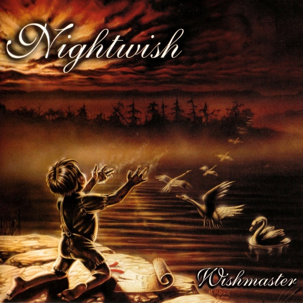 Nightwish. Wishmaster (2 LP) nightwish endless forms most beautiful 2 cd