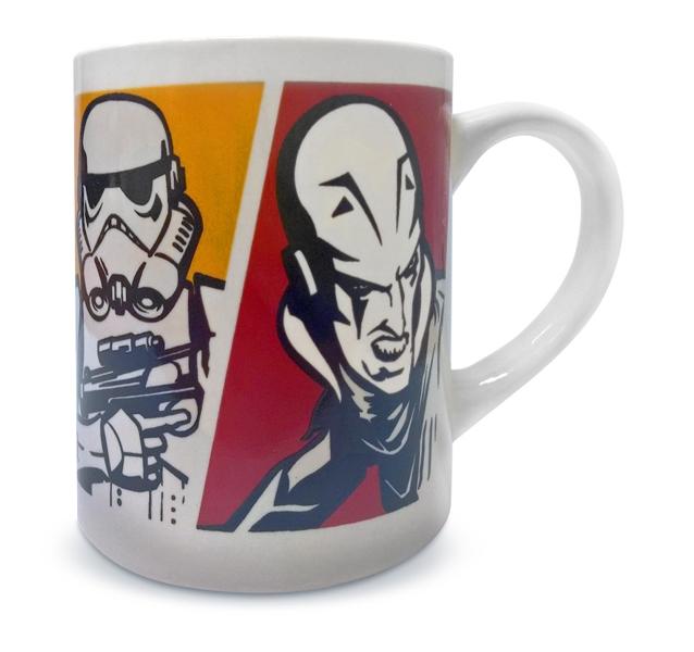 Кружка Звёздные войны. Повстанцы (220 мл)Представляем вашему вниманию кружку Звёздные войны. Повстанцы, созданную по мотивам популярной космической саги «Star Wars».<br>