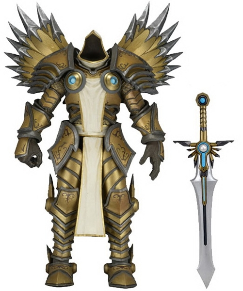 Фигурка Heroes Of The Storm. Tyrael (17 см) steelseries qck heroes of the storm черный синий