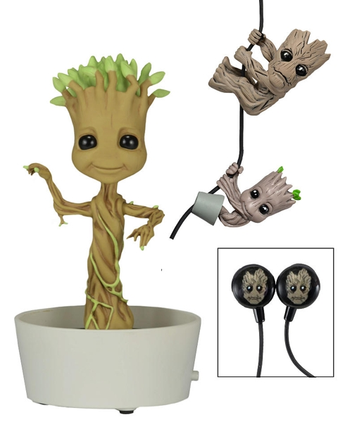 Набор фигурок Guardians Of The Galaxy. We Are Groot. Gift Set. Limited Edition new funko pop guardians of the galaxy tree people groot