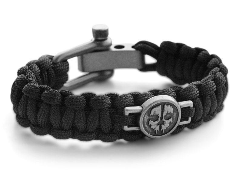 Браслет Call of Duty: Ghosts. Paracord Wristband туника befree befree be031ewpjx89