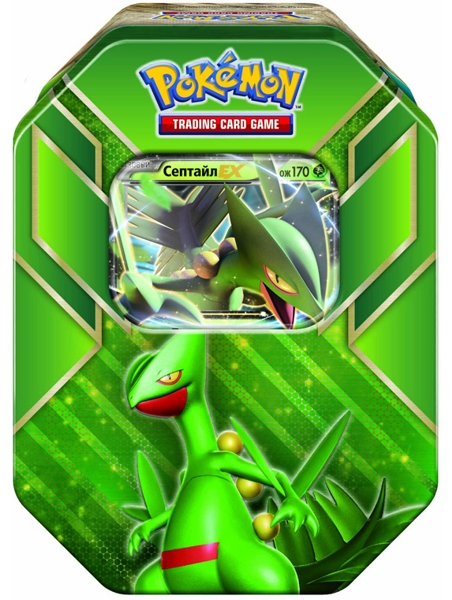 Коллекционный набор Pokemon. Септайл коллекционный набор pokemon септайл