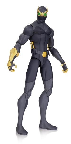 Фигурка DC Animated. Batman Vs Robin Ninja Talon (17 см)Представляем вашему вниманию фигурку DC Animated. Batman Vs Robin Ninja Talon, созданную по мотивам популярного комикса.<br>