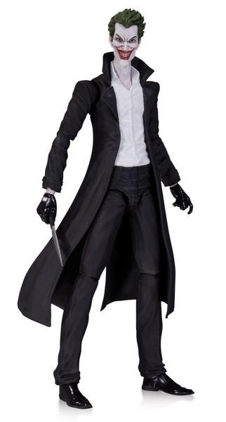 Фигурка Dc Comics: The Joker (17 см)Представляем вашему вниманию фигурку Dc Comics. The Joker, созданную по мотивам популярных комиксов.<br>