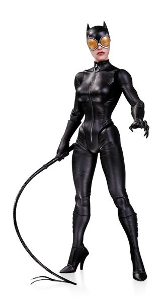 Фигурка Dc Comics. Catwoman (17 см)Представляем вашему вниманию фигурку Dc Comics. Catwoman, созданную по мотивам популярных комиксов.<br>