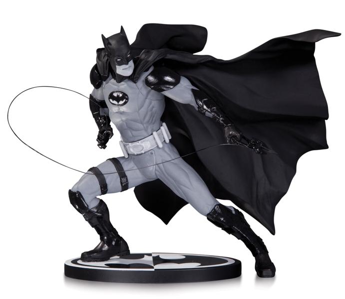 Фигурка Batman Black &amp; White. Statue By Ivan Reis (17 см)Представляем вашему вниманию фигурку Batman Black &amp;amp; White. Statue By Ivan Reis, созданную по мотивам популярной видеоигры.<br>