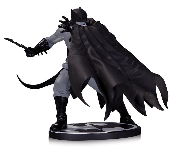 Фигурка Batman Black &amp; White. Statue By Dave Johnson (17 см)Представляем вашему вниманию фигурку Batman Black &amp;amp; White. Statue By Dave Johnson, созданную по мотивам популярной видеоигры.<br>
